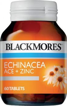 Blackmores-Echinacea-ACE-Zinc-60-Tablets on sale