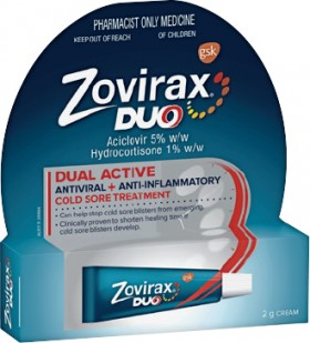 Zovirax-Duo-2g on sale