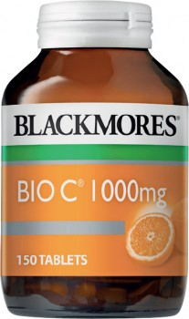 Blackmores-Bio-C-1000mg-150-Tablets on sale