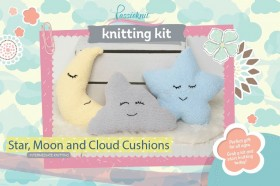30-off-NEW-Passioknit-Star-Moon-Cloud-Cushion-Kit on sale