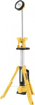 DeWalt-18V-XR-LED-Tripod-Light-Skin on sale