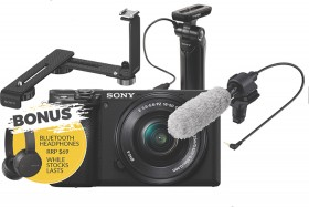 Sony-A6400 on sale