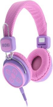 Moki-Kid-Safe-Headphones-PinkPurple on sale