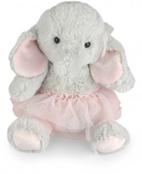 Korimco-Ballerina-Series-Plush-Elephant on sale
