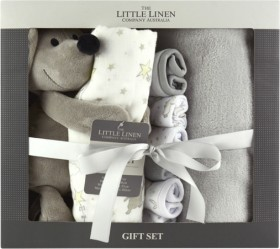 The-Little-Linen-Company-Mouse-Baby-Gift-Set on sale