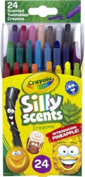 Crayola-Silly-Scents-24pc-Mini-Twistable-Crayons on sale