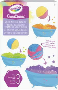 Crayola-Creations-Bath-Bomb-Set on sale
