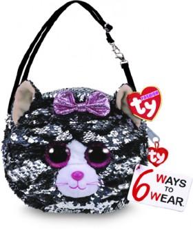 TY-Fashion-Kiki-Cat-Sequin-Purse on sale
