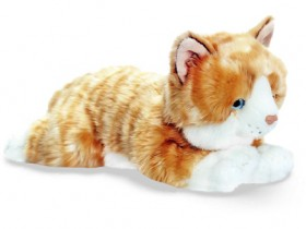 Korimco-Lil-Kitty-Amber-Gin-Premium-Plush on sale