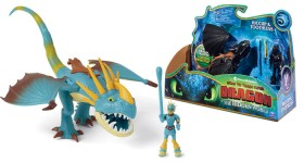 How-To-Train-Your-Dragon-Dragon-and-Viking-Set on sale