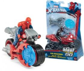 Spider-Man-Blast-N-Go-Racers on sale