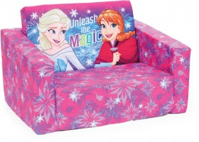 NEW-Frozen-Flip-Out-Kids-Sofa on sale
