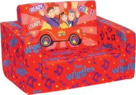 NEW-The-Wiggles-Flip-Out-Kids-Sofa on sale