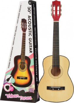 NEW-Urban-Tones-30-Inch-Acoustic-Guitar on sale