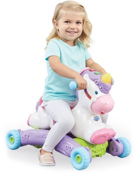 VTech-Rock-and-Ride-Unicorn on sale