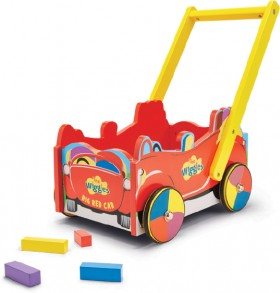 The-Wiggles-Wood-Block-Trolley on sale