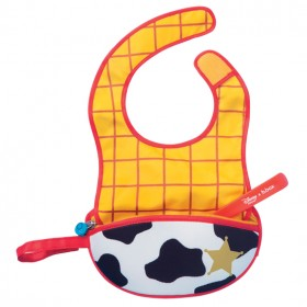 NEW-B.box-Woody-Bib-with-Spoon on sale