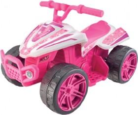 Evo-6V-Quad-Bike-Pink on sale