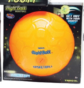 Wahu-Nightball-Pro-Sport-Ball-Orange on sale