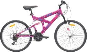 Hyper-Kids-60cm-Dual-Suspension-Mountain-Bike-Pink on sale