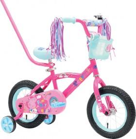 Hyper-Licensed-30cm-Bike-Peppa-Pig on sale