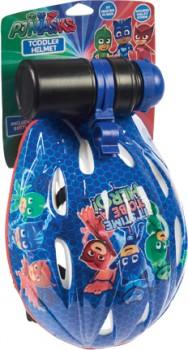 PJ-Masks-Helmet-with-Bottle-or-Horn-Set on sale