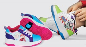 Frozen-or-Toy-Story-Heel-Skate-Shoes on sale