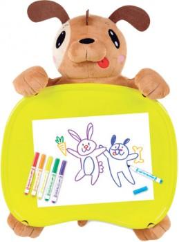 NEW-Crayola-Puppy-Lap-Desk on sale
