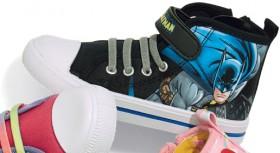 Batman-Hi-Top-Shoe on sale