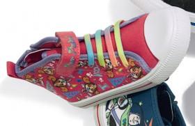 Paw-Patrol-Hi-Top-Shoe on sale