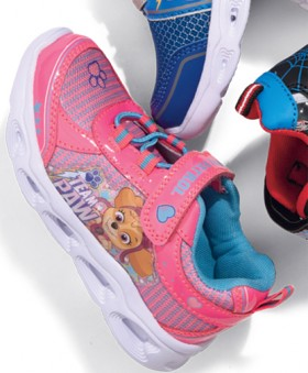 Paw-Patrol-Character-Light-Up-Jogger-Pink on sale