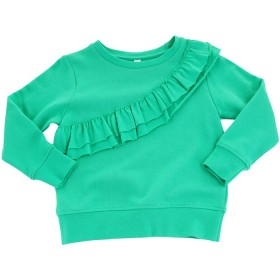 NEW-K-D-Terry-Frill-Sweat on sale