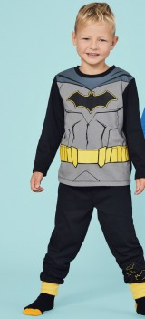 Batman-Pyjama-Set on sale