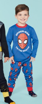 Spider-Man-Pyjama-Set on sale