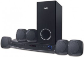 JVC-HDMI-DVD-Home-Theatre-System on sale
