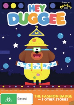 NEW-Hey-Duggee-DVD on sale