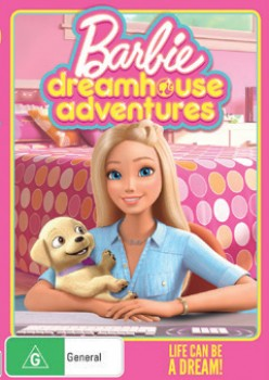 NEW-Barbie-Dreamhouse-Adventures-DVD on sale