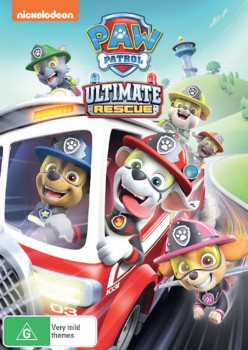 NEW-Paw-Patrol-Ultimate-Rescue-DVD on sale