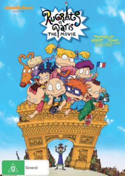 Nickelodeon-Rugrats-in-Paris-The-Movie-DVD on sale