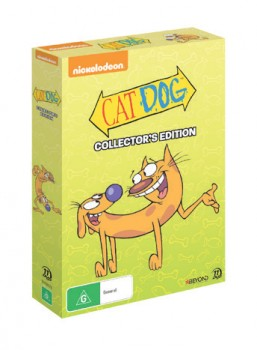 Nickelodeon-Cat-Dog-DVD-Collector-Set on sale