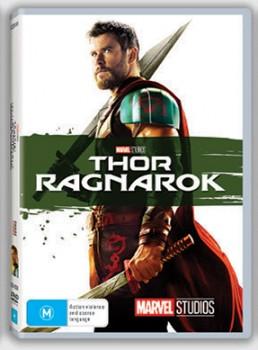Marvel-Thor-Ragnarok-DVD on sale