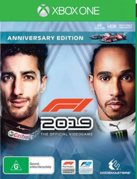 Xbox-One-F1-2019 on sale