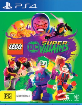 PS4-LEGO-DC-Super-Villains on sale