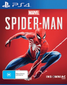 PS4-Marvel-Spider-Man on sale