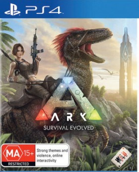 PS4-ARK-Survival-Evolved on sale
