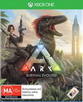 Xbox-One-ARK-Survival-Evolved on sale