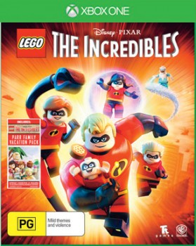 Xbox-One-LEGO-The-Incredibles on sale