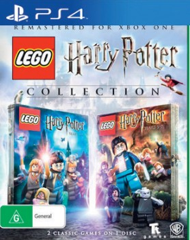 PS4-LEGO-Harry-Potter-Collection on sale