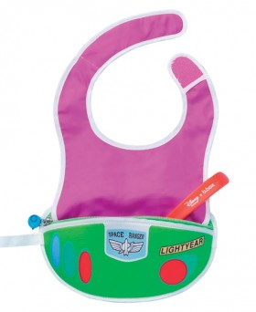 NEW-B.box-Buzz-Bib-with-Spoon on sale