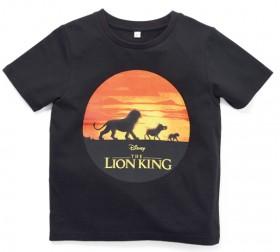 Disney-Boys-Lion-King-Tee-Black on sale